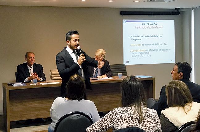 """Evento sobre """"O Direito Tributário aplicado às Atividades de Notários e Registradores"""""""